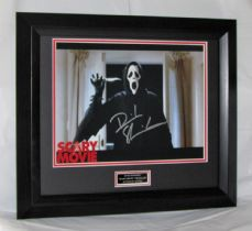 "A346DS DAVID SHERIDAN - ""SCARY MOVIE"" SIGNED"
